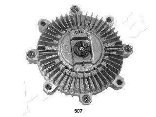 Вязкостная муфта вентилятора охлаждения ASHIKA 36-05-507