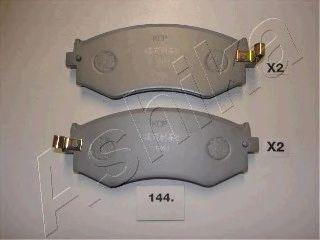 Тормозные колодки ASHIKA 50-01-144