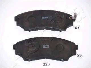 Тормозные колодки ASHIKA 50-03-323