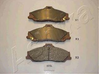 Тормозные колодки ASHIKA 50-03-373