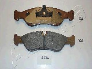 Тормозные колодки ASHIKA 50-03-376