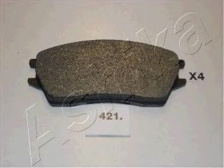 Тормозные колодки ASHIKA 50-04-421