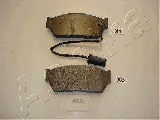 Тормозные колодки ASHIKA 50-04-429