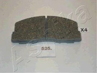 Тормозные колодки ASHIKA 50-05-525