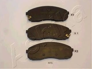 Тормозные колодки ASHIKA 50-0K-K13