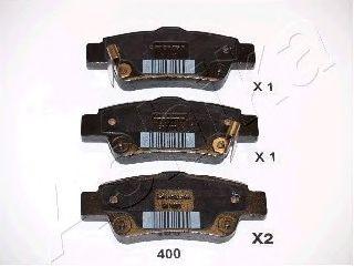 Тормозные колодки ASHIKA 51-04-400