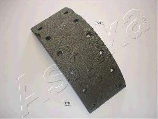 Тормозные колодки ASHIKA 55-01-110