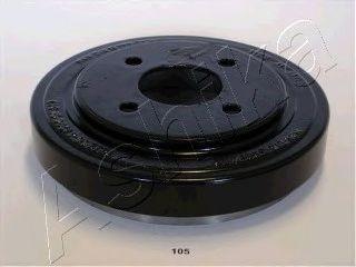 Тормозной барабан ASHIKA 56-01-105