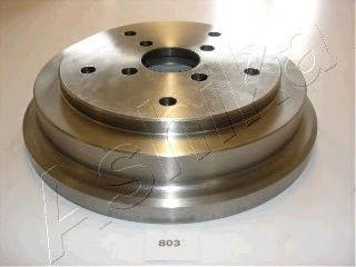 Тормозной барабан ASHIKA 56-08-803