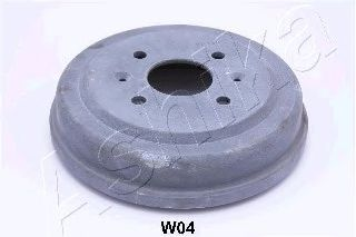 Тормозной барабан ASHIKA 56-0W-W04
