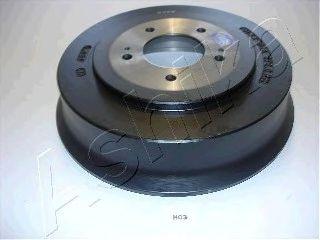Тормозной барабан ASHIKA 56-H0-003