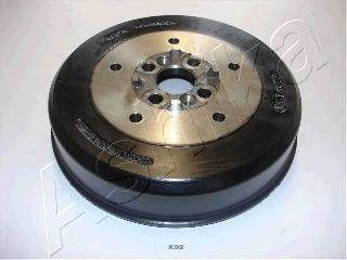 Тормозной барабан ASHIKA 56-K0-002