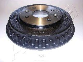 Тормозной барабан ASHIKA 56-K0-009