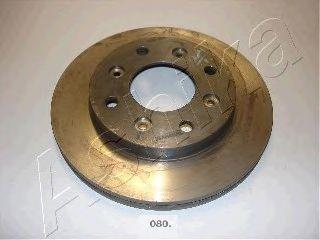 Тормозной диск ASHIKA 60-00-080