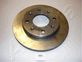 Тормозной диск ASHIKA 60-00-081