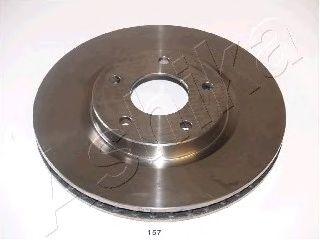 Тормозной диск ASHIKA 60-01-157