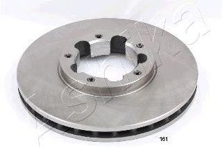 Тормозной диск ASHIKA 60-01-161