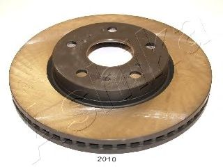 Тормозной диск ASHIKA 60-02-2010