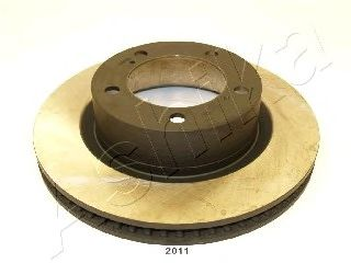 Тормозной диск ASHIKA 60-02-2011