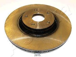 Тормозной диск ASHIKA 60-02-2015