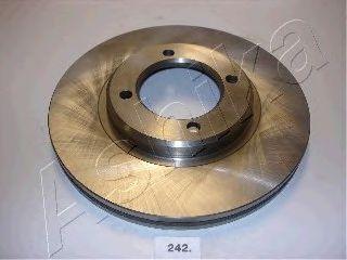 Тормозной диск ASHIKA 60-02-242