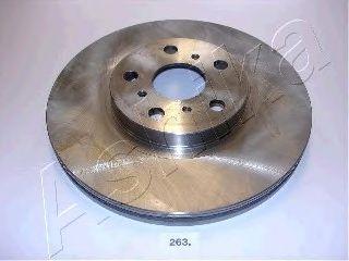 Тормозной диск ASHIKA 60-02-263
