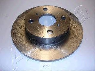 Тормозной диск ASHIKA 60-02-265