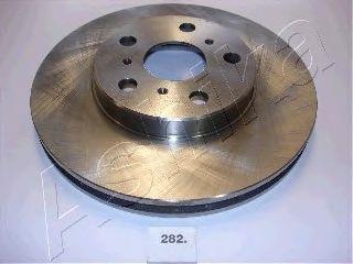 Тормозной диск ASHIKA 60-02-282