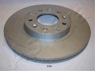 Тормозной диск ASHIKA 60-03-319