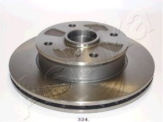 Тормозной диск ASHIKA 60-03-324