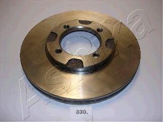 Тормозной диск ASHIKA 60-03-330