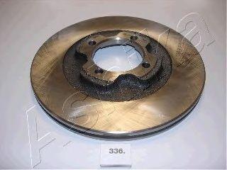 Тормозной диск ASHIKA 60-03-336