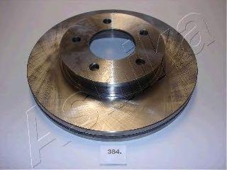 Тормозной диск ASHIKA 60-03-384