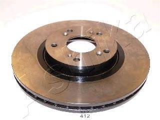 Тормозной диск ASHIKA 60-04-412
