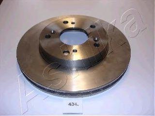 Тормозной диск ASHIKA 60-04-434