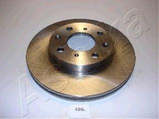 Тормозной диск ASHIKA 60-04-499