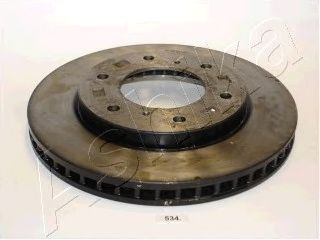 Тормозной диск ASHIKA 60-05-534