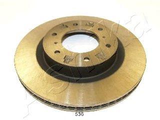 Тормозной диск ASHIKA 60-05-536