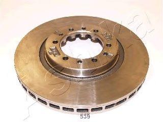 Тормозной диск ASHIKA 60-05-539