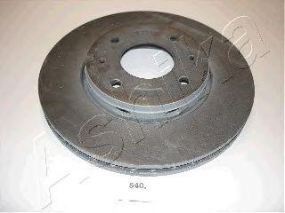 Тормозной диск ASHIKA 60-05-540