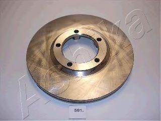 Тормозной диск ASHIKA 60-05-591