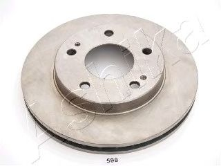Тормозной диск ASHIKA 60-05-598