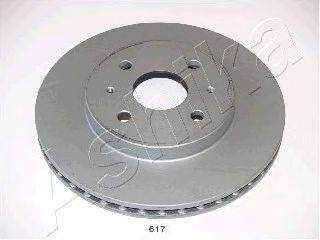 Тормозной диск ASHIKA 60-06-617