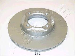 Тормозной диск ASHIKA 60-06-619
