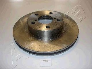 Тормозной диск ASHIKA 60-07-706