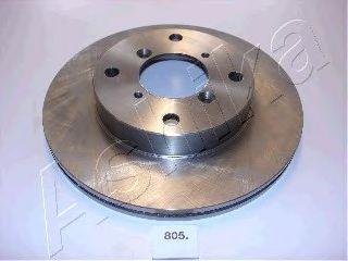 Тормозной диск ASHIKA 60-08-805