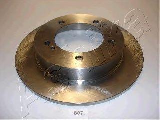 Тормозной диск ASHIKA 60-08-807