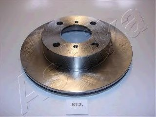 Тормозной диск ASHIKA 60-08-812