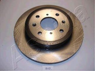 Тормозной диск ASHIKA 60-08-817