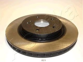 Тормозной диск ASHIKA 60-08-821